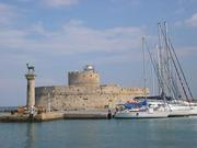 3days Rhodes with overnight & Symi
